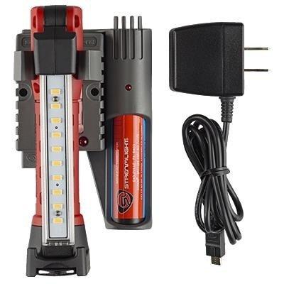Akumulatorowa lampa warsztatowa Streamlight Stinger Switchblade CRI+UV, 500 lm