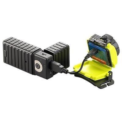 Akumulatorowa latarka czołowaDouble Clutch USB (61600)