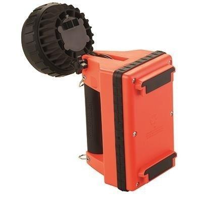Akumulatorowy szperacz Streamlight  E-Flood FireBox,12 V, orange, 615 lm