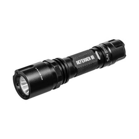 Bateryjna latarka taktyczna Mactronic DEFENDER IR, 400 lm
