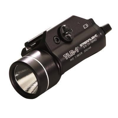 Bateryjna latarka taktyczna Streamlight TLR-1, 300lm