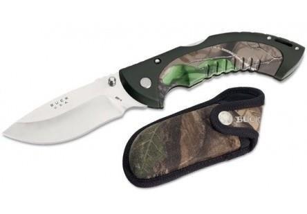 Buck 397 Folding Omni Hunter, składany nóż myśliwski (5809)