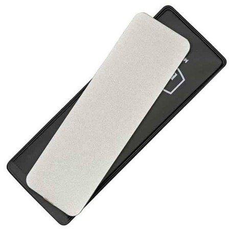 Buck EdgeTek Dual Flat Pocket Stone, dwustronna ostrzałka do noży (6241)