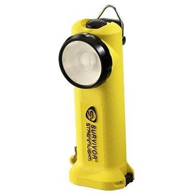 Kątowa latarka strażacka Streamlight Survivor, kolor żółty, 175 lm