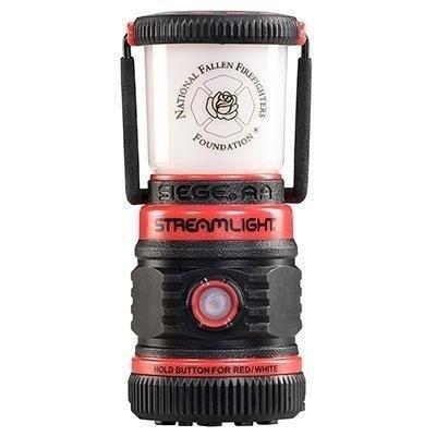 Lampa kempingowa Streamlight Siege AA, kol. red, 200 lm