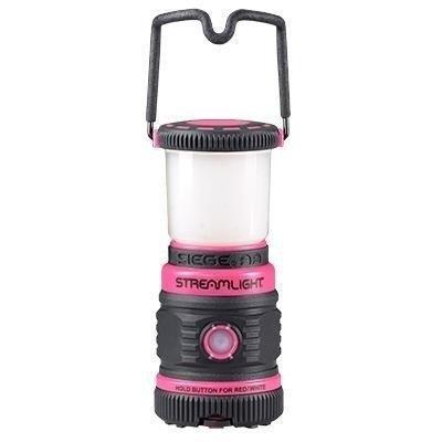 Lampa kempingowa Streamlight Siege AA, kol. różowy, 200 lm