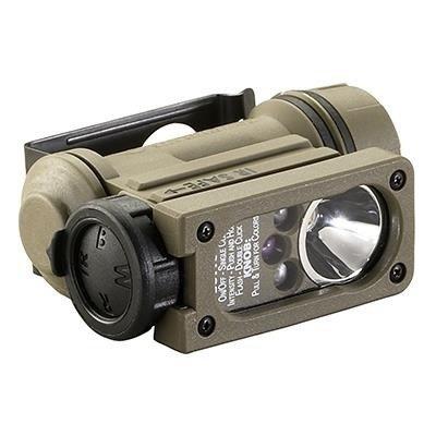 Latarka Streamlight Sidewinder Compact II Military, 55 lm
