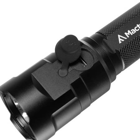 Latarka ręczna Mactronic TRACER UV, 1000 lm