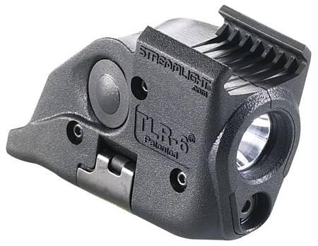 Latarka taktyczna S&W M&P, Streamlight TLR-6 + laser, 100 lm