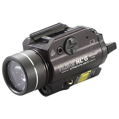 Latarka taktyczna Streamlight TLR-2 HL G, zielony laser, 1000 lm