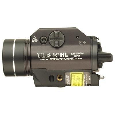 Latarka taktyczna Streamlight TLR-2 HL, czerwony laser, 1000 lm