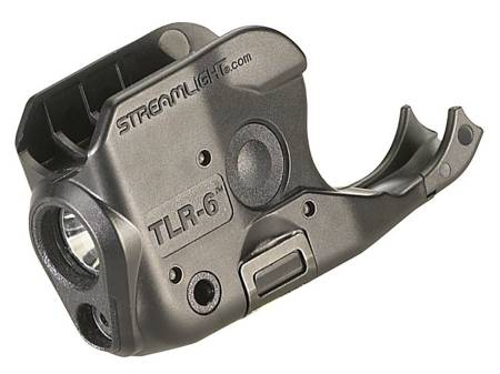 Latarka taktyczna Streamlight TLR-6 do SIG SAUER P238/P938