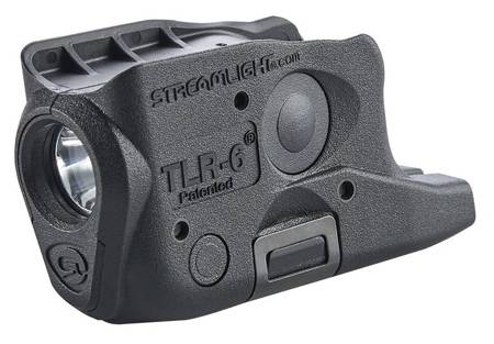 Latarka taktyczna do GLOCK 26/27/33, Streamlight TLR-6, 100 lm