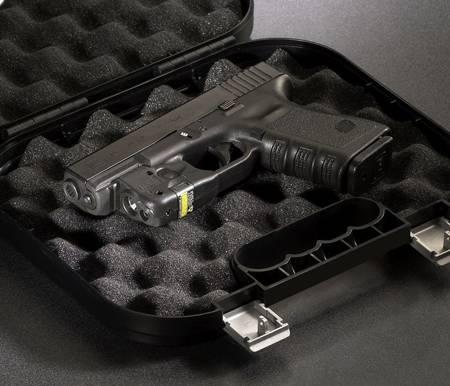 Latarka taktyczna do broni Glock, Streamlight TLR-6 + laser, 100 lm