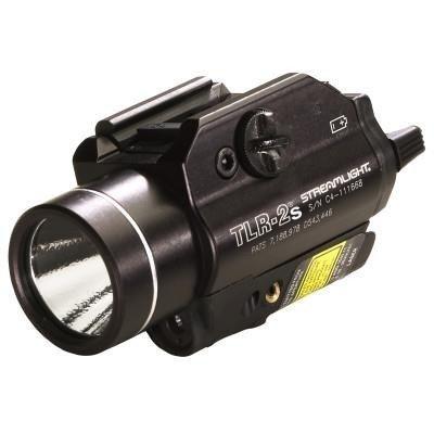 Latarka taktycznaStreamlight TLR-2S, czerwony laser