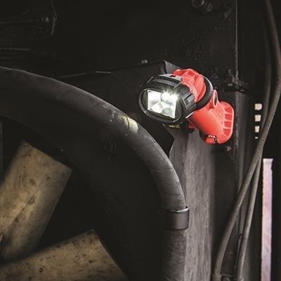 Strażacka latarka kątowa Knucklehead Div 2 Flood, 200 lm